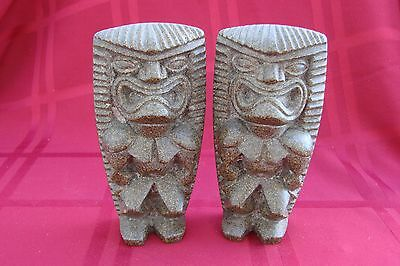 Vintage HIP ORIGINALS TIKI  Stone - Ceramic Made In Hawaii