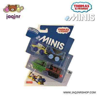 Thomas and Friends - DC Super Friends Mini's Trains - DWG54