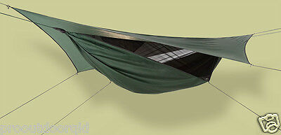 NEW HENNESSEY HAMMOCK Expedition Asym Classic Including SnakeSkin
