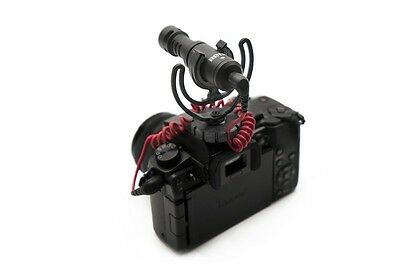 New Rode VideoMicro > For Compact System Cameras