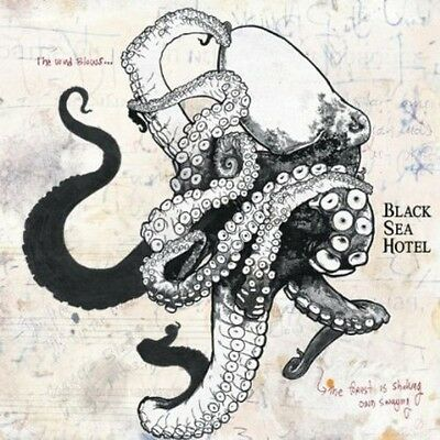 Black Sea Hotel - The Forest Is Shaking & Swaying [New CD]