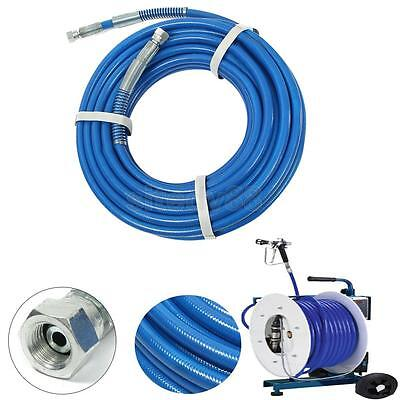 Wall Painting Airless Sprayer Gun Tip Hose Pipe for Graco Wagner Titan 15m