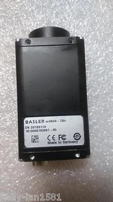 1Pcs Used BASLER scA640-70fc camera