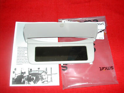 Smart Car 42 Fortwo  450 451 Brabus  Vanity Mirror New Easy Fit