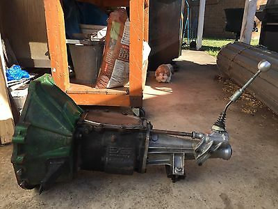Borg Warner V8 4 speed gearbox gt ford