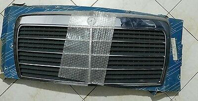 Mercedes Benz W124 Grill Original New OLD STOCK  OEM Front Grille and Hood Star