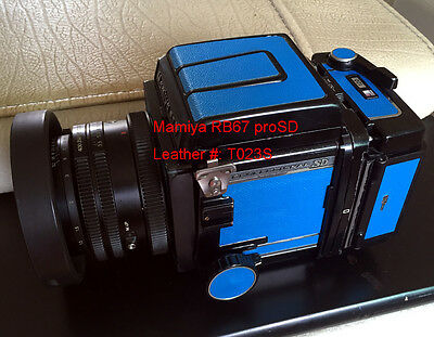 Mamiya RB67 proSD replacement leather cover kit T023S