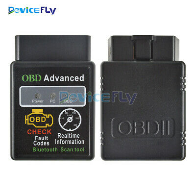 OBD2 II ELM327 Bluetooth V1.5 Auto Car OBD2 Diagnostic Interface Scanner Tool