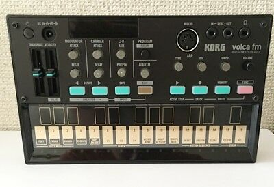 NEW Korg Volca FM Digital Synthesizer from Japan