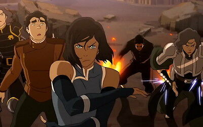 "DM04744 The Legend of Korra - Hot Anime Movie Large 38""x24"" Poster"