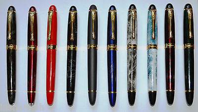 Jinhao X450 Fountain Pen-Various colours-NEW UK SELLER
