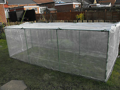 Fruit and Vegetable Protective Cage supplied with Insect Netting