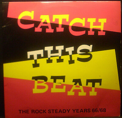 LP CATCH THIS BEAT - the rock steady years 66/68