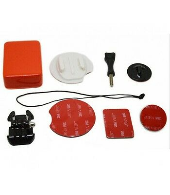 Surfboard / Surf Mount Kit / Pack with Tether for GoPro Hero Camera /s - AU
