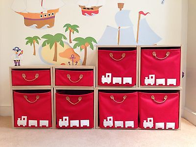Lazzari Contemporary Storage Cubes & Drawers For Children's Toys