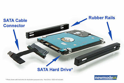 2nd HDD SATA cable & caddy, HP Envy 17, 17t, m7 -J Series