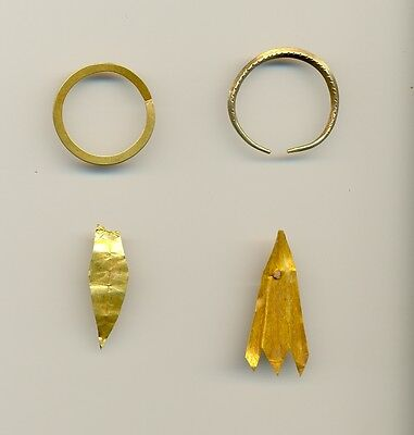 Gold Diadem Leaves, Gold Ferrule, Gold Boss (not the ring)