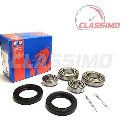 Front Wheel Bearing Kit Pair for FORD THAMES 10 12 15CWT VAN - 1961 to 1965 - QH