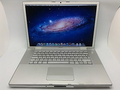 Portatil Apple Apple Macbook Pro Core 2 Duo 2.4 15 (Sr) (A1226)  1249020