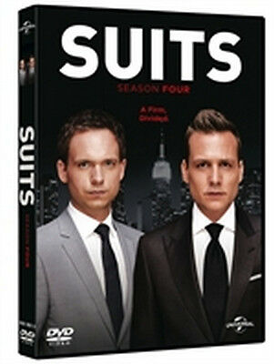 Suits - Stagione 4 (4 DVD)