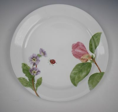 Corning/Corelle China CAMELLIA Luncheon Plate(s) EXCELLENT