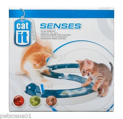 Hagen Catit Senses Play Circuit Cat Toy 50730 + BALL