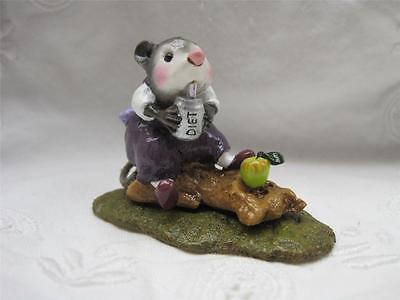 Wee Forest Folk Possum's Pizza Party - Limited Edition Store Special 2004