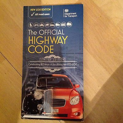 The official highway Code Limited Edition
