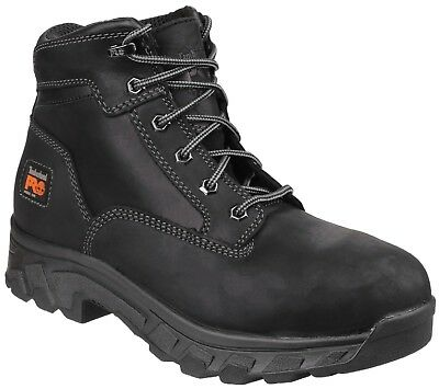 Timberland Pro Workstead black S3 SRC TPU sole antistatic safety boot & midsole