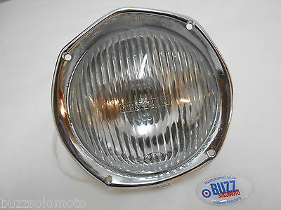 Lambretta Series 3 TV SX LI Special Headlight Unit Innocenti CEV Italian