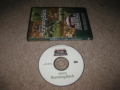 Inside The Game Of Football: Playing Running Back DVD Instructional