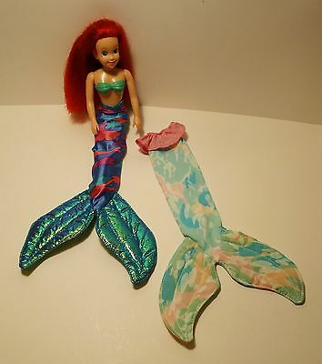 Original Disney Little Mermaid Barbie, Ariel with Two Outfits