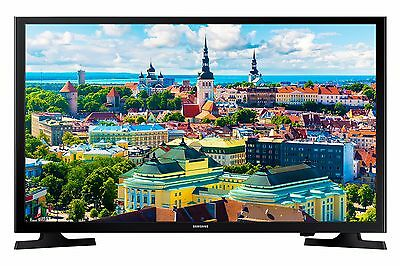 """SAMSUNG 32"""" Inch 720p HD LED Slim TV Television with USB HDMI in Black"""