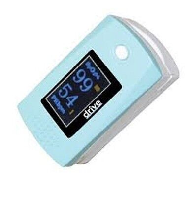 NEW Drive Health-Ox Fingertip Pulse Oximeter 18710, BATTERIES NOT INCLUDED