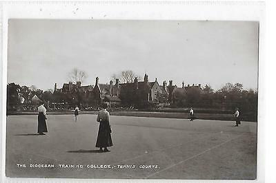 The Diocesan Training College Tennis Courts Bristol (Rp)