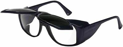 Uvex Horizon Safety Glasses with Shade 5 Flip-Up Lens