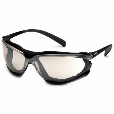 Pyramex Proximity Safety Glasses Foam Padded Frame Indoor/Outdoor Anti-Fog Lens