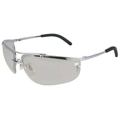 3M Metaliks Safety Glasses with Indoor/Outdoor Lens