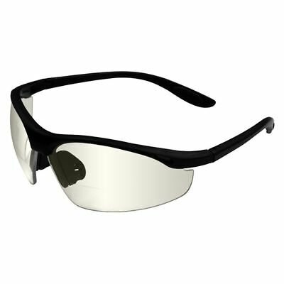 RADIANS MR0190ID Mirage™ Safety Glasses With Indoor//Outdoor Scratch-Resistant