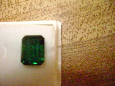 Lab Grown Emerald Emerald Cut 8mm x 6mm Lot of 2 Stones Ebays Best Deal
