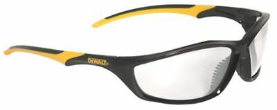 DeWalt Router Safety Glasses with Black Frame and Clear Anti-Fog Lenses