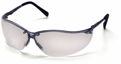 Pyramex V2 Metal Safety Glasses with Clear Lens