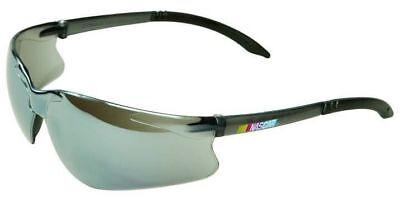 NASCAR GT Safety Glasses with Silver Mirror Lens