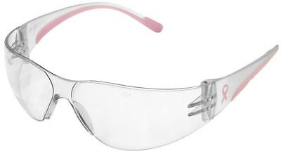 Bouton/PIP Eva Petite Women's Safety Glasses Pink Temple Clear Lens
