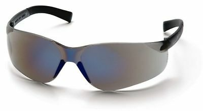 Pyramex Mini Ztek Safety Glasses with Blue Mirror Lens ANSI Z87