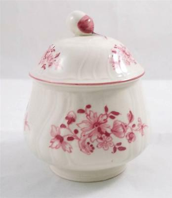 Villeroy & and Boch VIEUX BRUXELLES sugar bowl with lid NEW