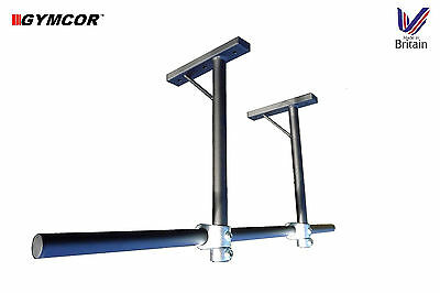 Gymcor Ceiling Mounted Pull Up Bar-Uk Made Commercial Quality-Crossfit Fitness