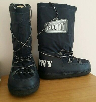 Bootny winter snow ski boots size 35-37