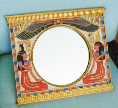 Ancient Egyptian Wall Mirror