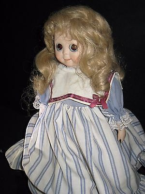 JDK Kestner Mold 221 Germany Handcrafted  Reproduction GOOGLY EYE DOLL